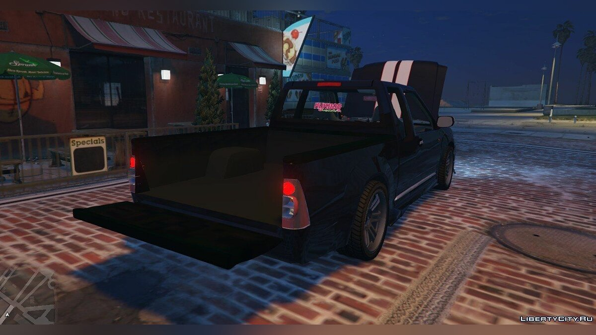 Isuzu car Isuzu D-Max X-Series 2010 for GTA 5