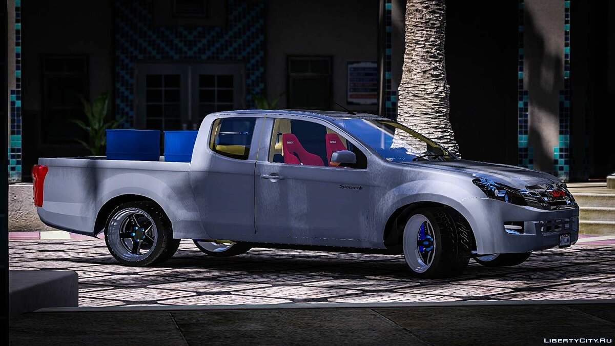 Isuzu car ISUZU D-Max [Tuning] (Replace) 1.0 for GTA 5