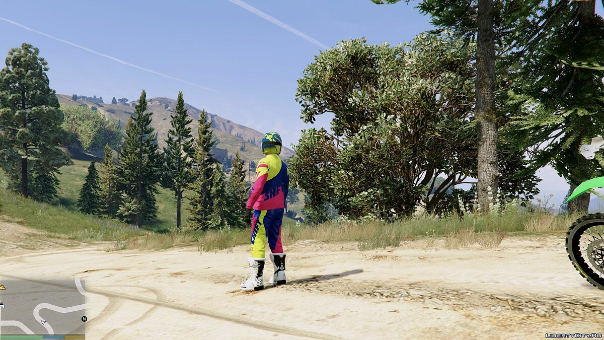 Jackets or suits Limited Edition 2015 SHIFT Faction Reed A1 Race-wear for GTA 5