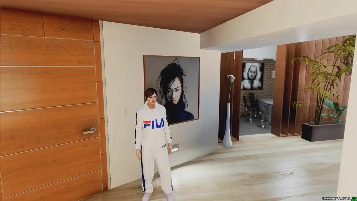 Jackets or suits Sportsuite for women for GTA 5