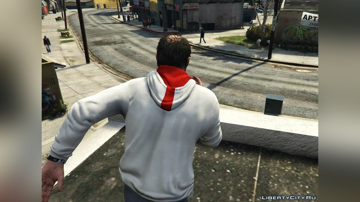Jackets or suits Desmond Miles jacket for GTA 5