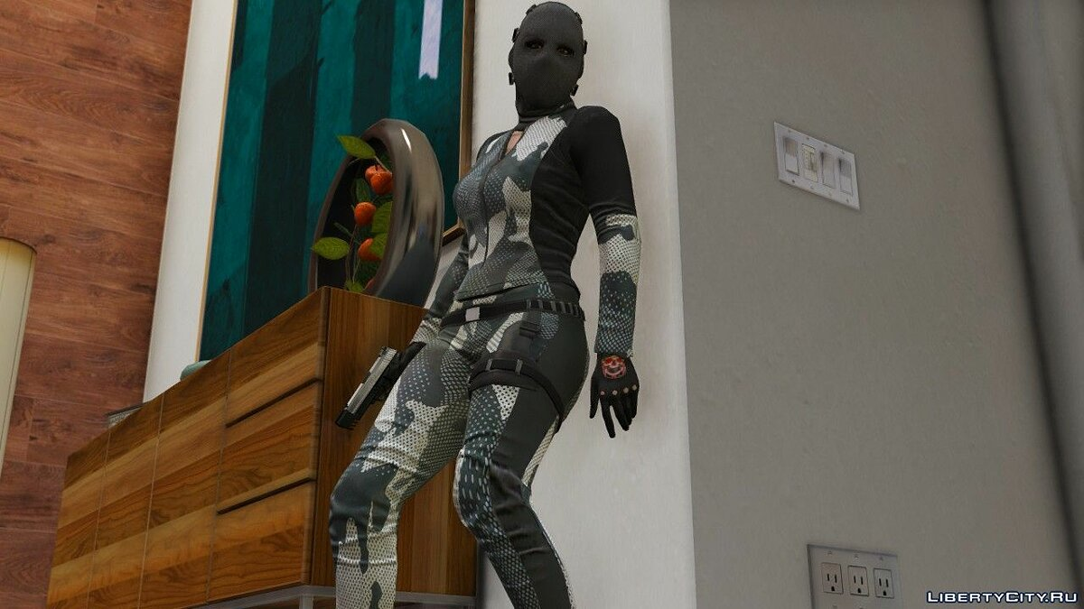 Jackets or suits New costumes for a female character for GTA 5