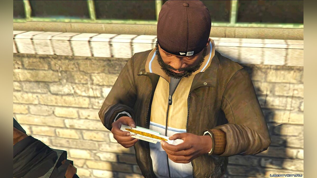 Jackets or suits Niko's Jacket for Franklin 2.0 for GTA 5