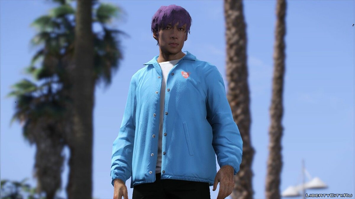 Jackets or suits Jacket trainer for Franklin for GTA 5