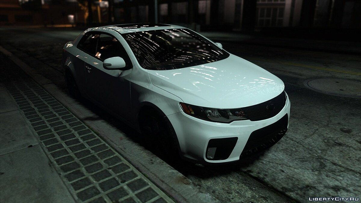 Kia car 2010 KIA Forte Koup SX [Add-On | Tuning] 2.0 for GTA 5