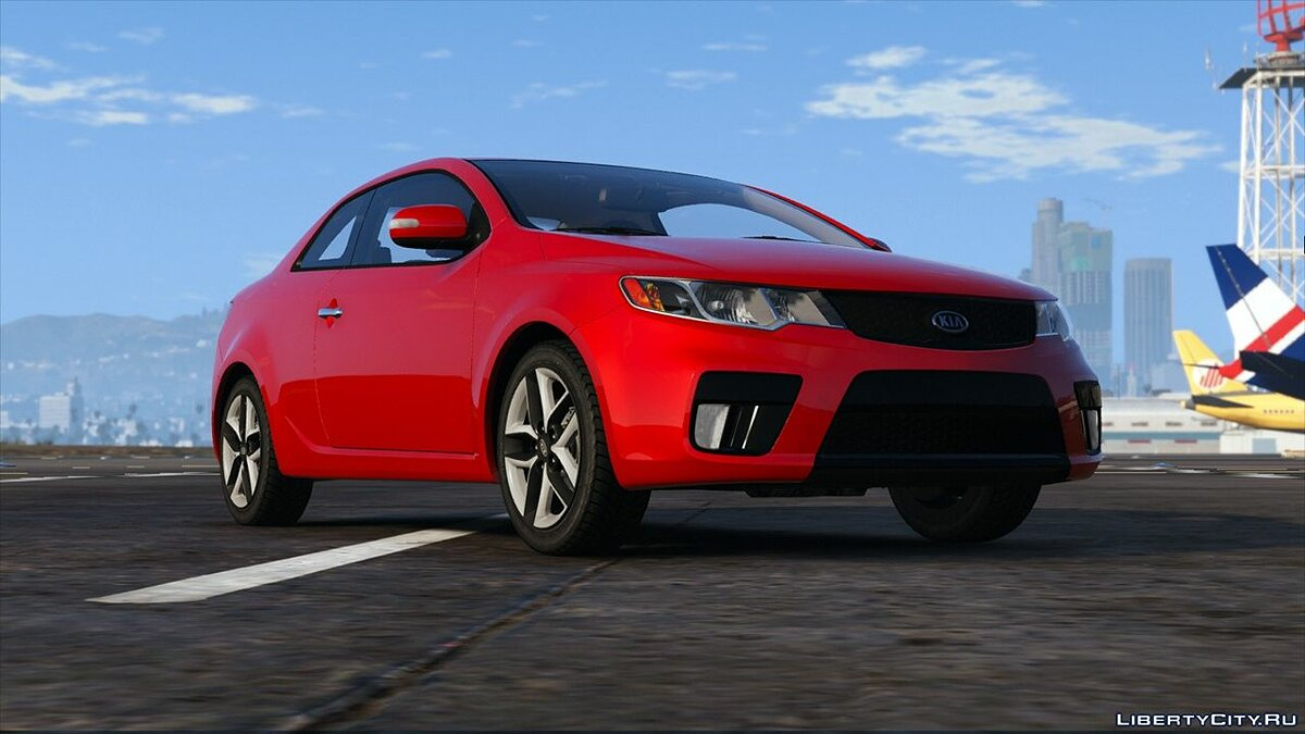 Kia car 2010 KIA Forte Koup SX [Add-On | Tuning] 2.3 for GTA 5
