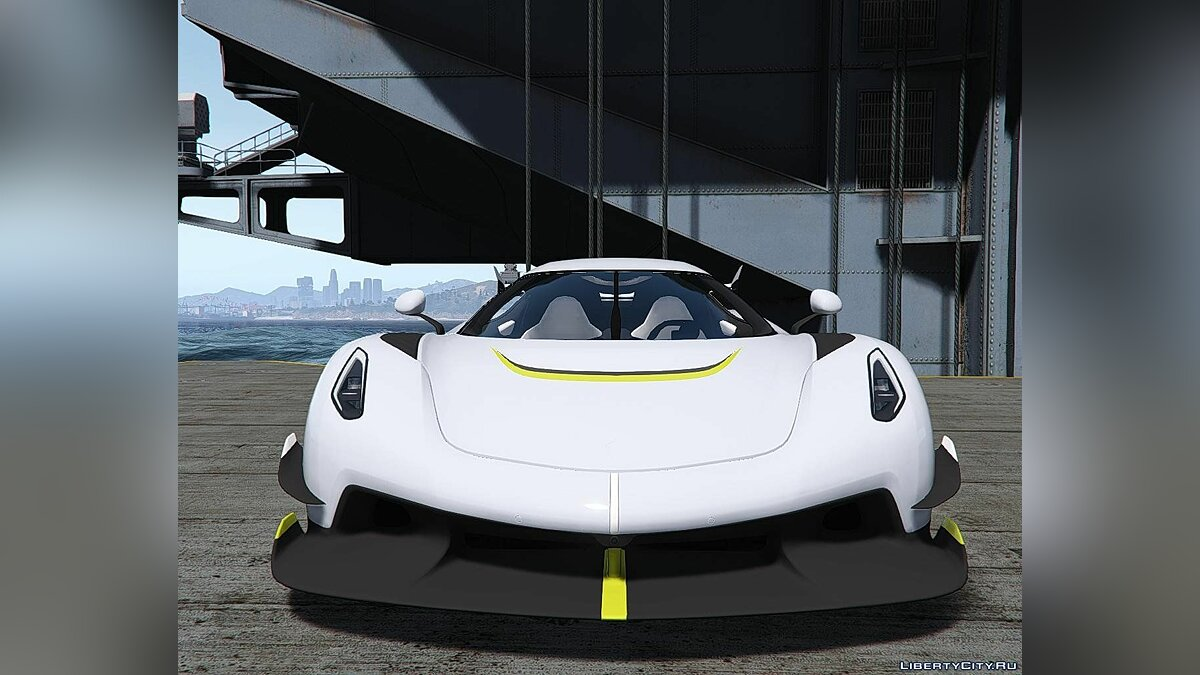 Koenigsegg car 2020 Koenigsegg Jesko [Add-On] 1.1 for GTA 5