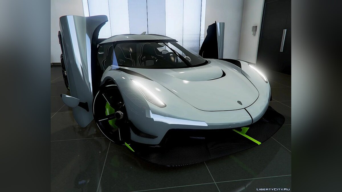 Koenigsegg car 2020 Koenigsegg Jesko [Add-On | Door Script | Digital Dials | Extras] Reconvert 1.0 for GTA 5