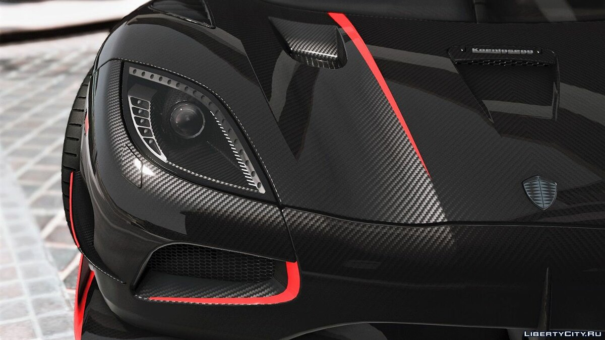 Koenigsegg car 2017 Koenigsegg Agera RS [Add-On] 1.1 for GTA 5