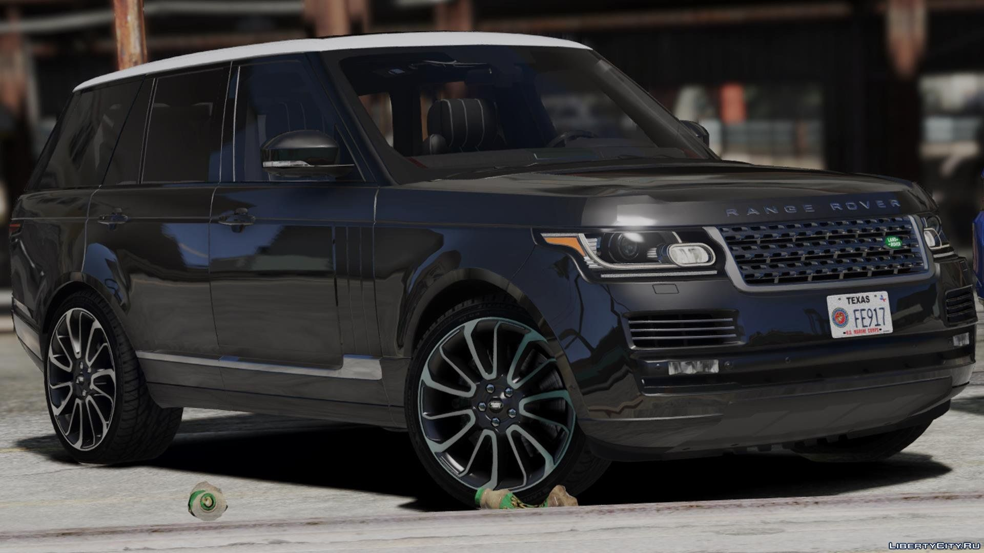 2014 range rover vogue sc 3 0 v6 add on replace for gta 5. Black Bedroom Furniture Sets. Home Design Ideas