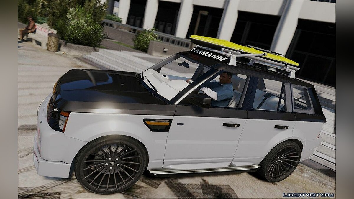 2012 Range Rover Sport Special Edition 1.0 for GTA 5