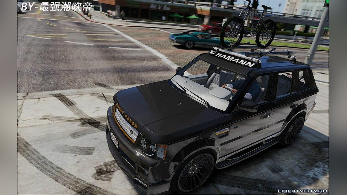 2012 Range Rover Sport Special Edition 1.0 for GTA 5 - screenshot #2