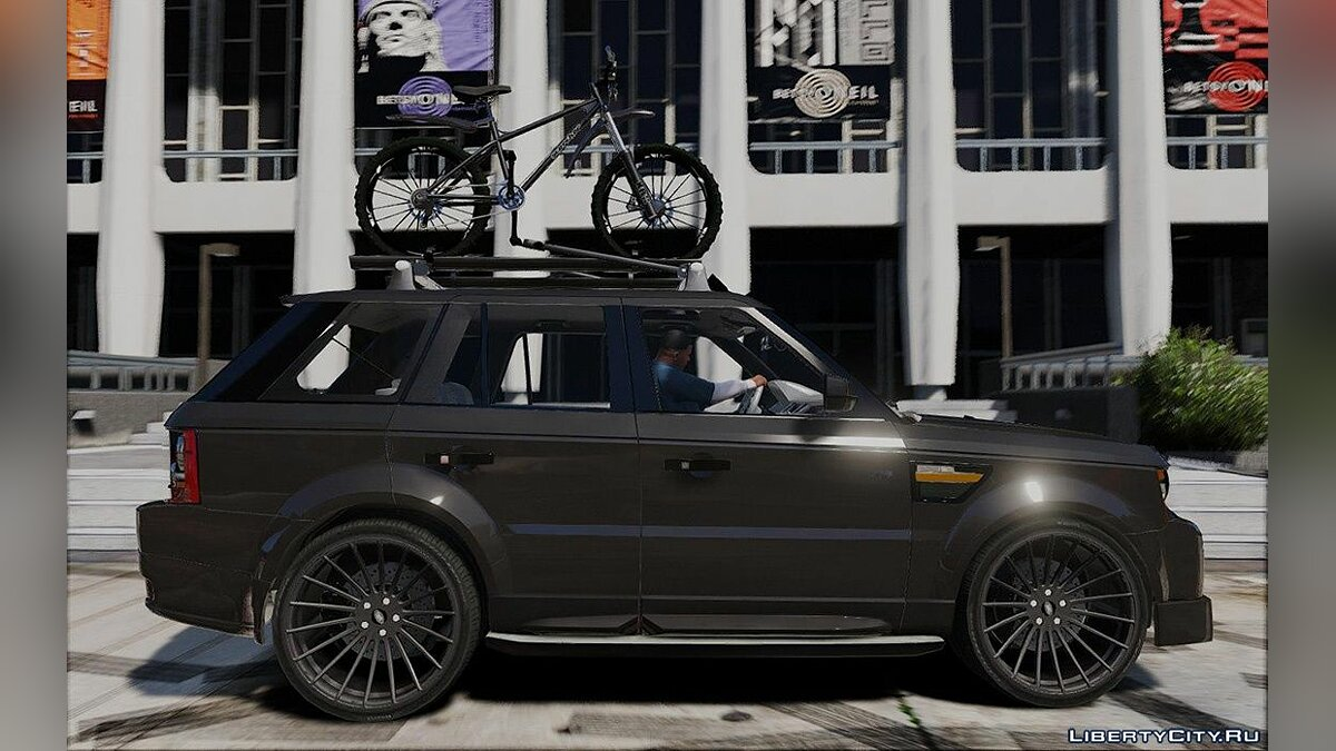 2012 Range Rover Sport Special Edition 1.0 for GTA 5 - screenshot #3