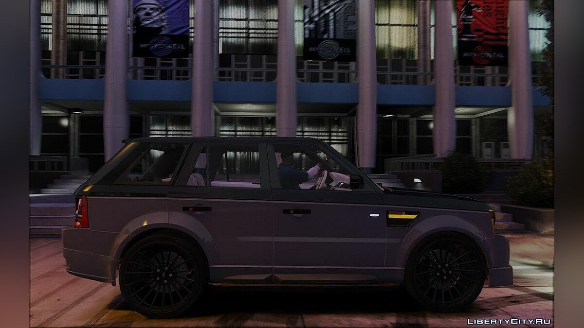 2012 Range Rover Sport Special Edition 1.0 for GTA 5 - screenshot #5
