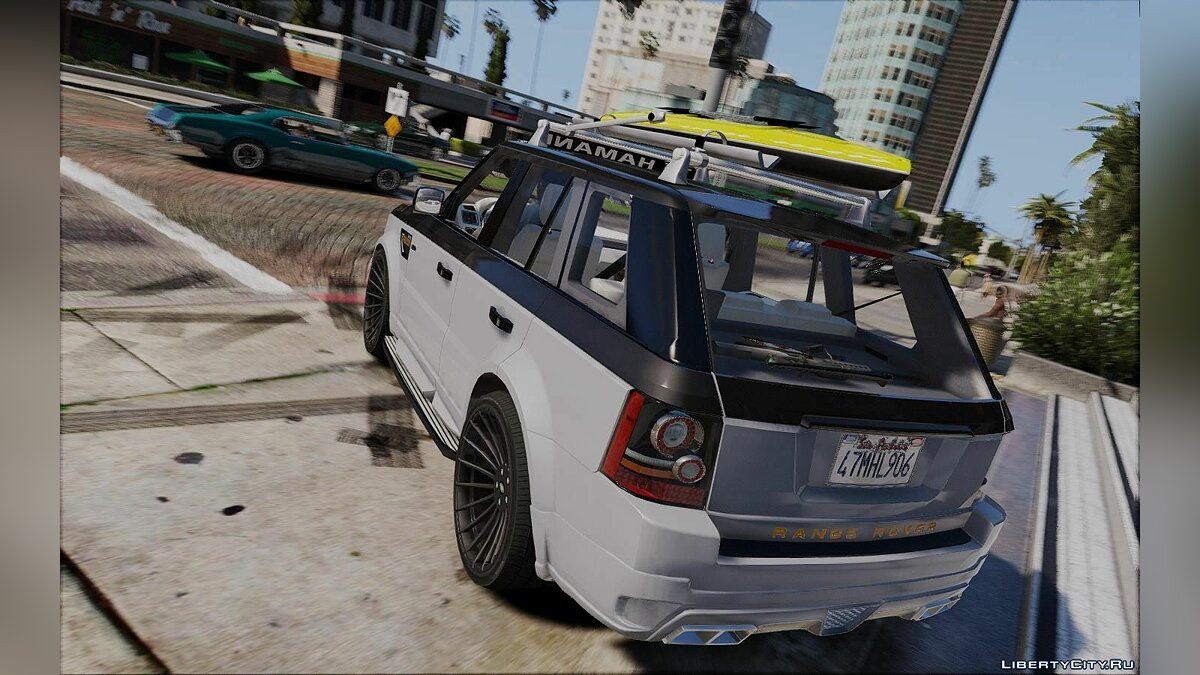 2012 Range Rover Sport Special Edition 1.0 for GTA 5 - screenshot #7