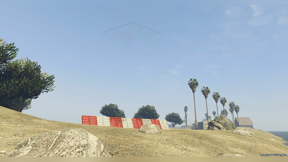 New islands Wake Island V for GTA 5