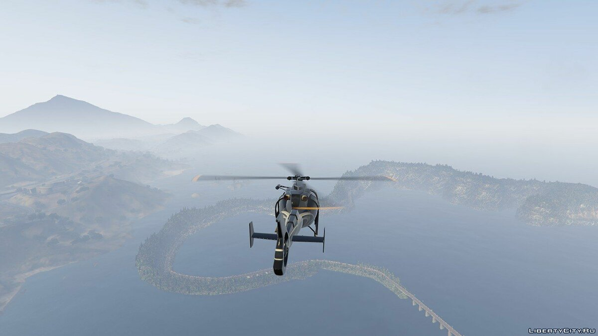 New islands Lakeside Run Track [Add-On] for GTA 5
