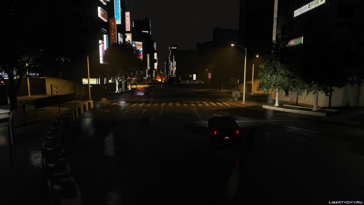 New islands Shibuya [Add-On] 1.0 for GTA 5