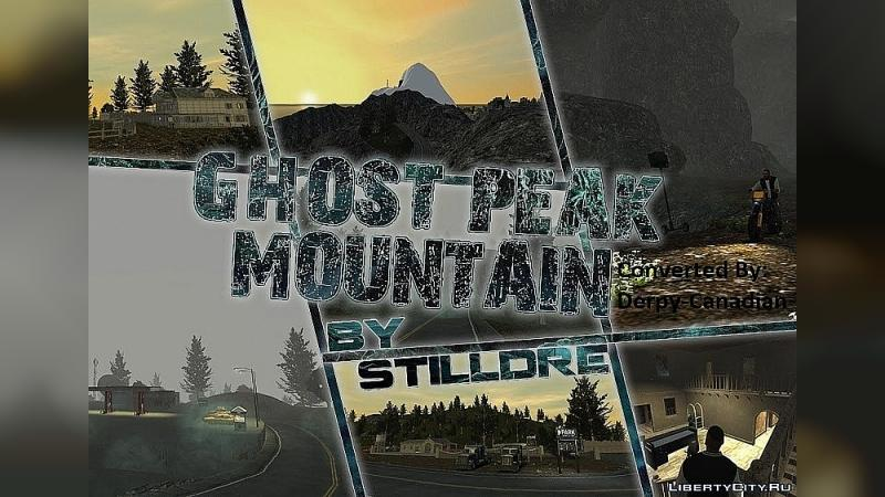 New islands Ghost Peak Mountain [Add-on] Pre-Alpha 2.0 for GTA 5