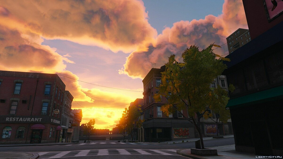 New islands Liberty City PreAlpha 0.16 for GTA 5