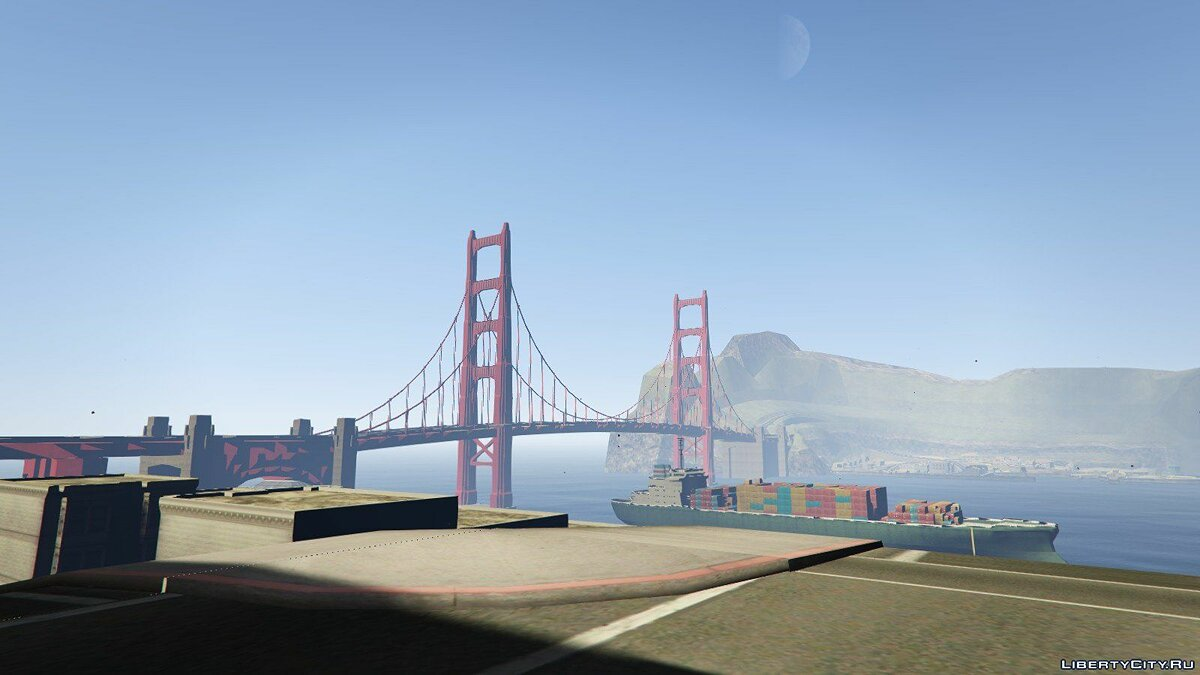 New islands San Fierro DLC BETA 1.1 for GTA 5