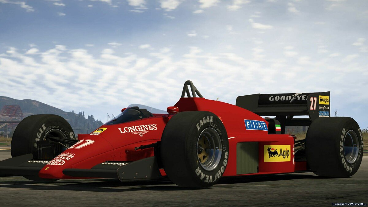 Lotus car 1986 Lotus 98T [Add-On / Replace | Liveries | Template] 1.0 for GTA 5