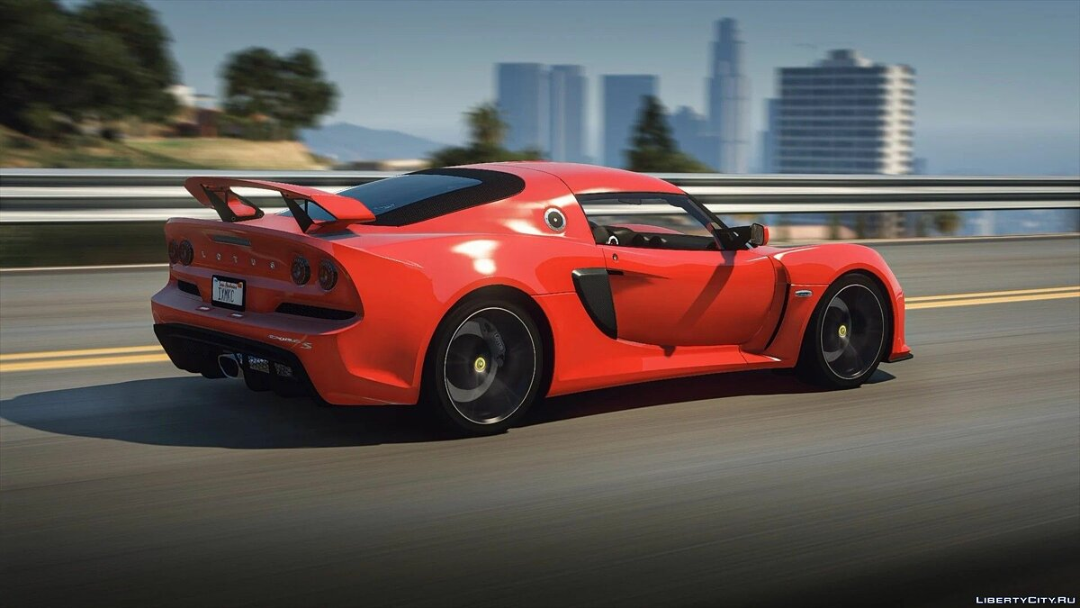 Lotus car Lotus Exige S 2012 [Add-On   LODs   Template   Extras] 1.0 for GTA 5