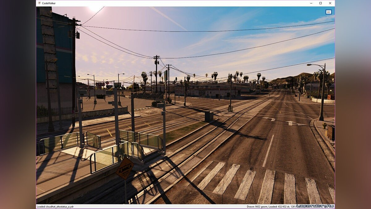 CodeWalker GTA V 3D Map + Editor v 28 for GTA 5