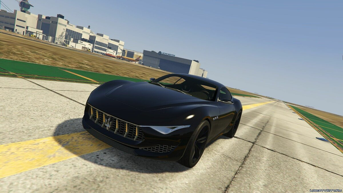 Maserati car 2014 Maserati Alfieri Concept Car [Add-On / OIV | Unlocked] 1.0 for GTA 5