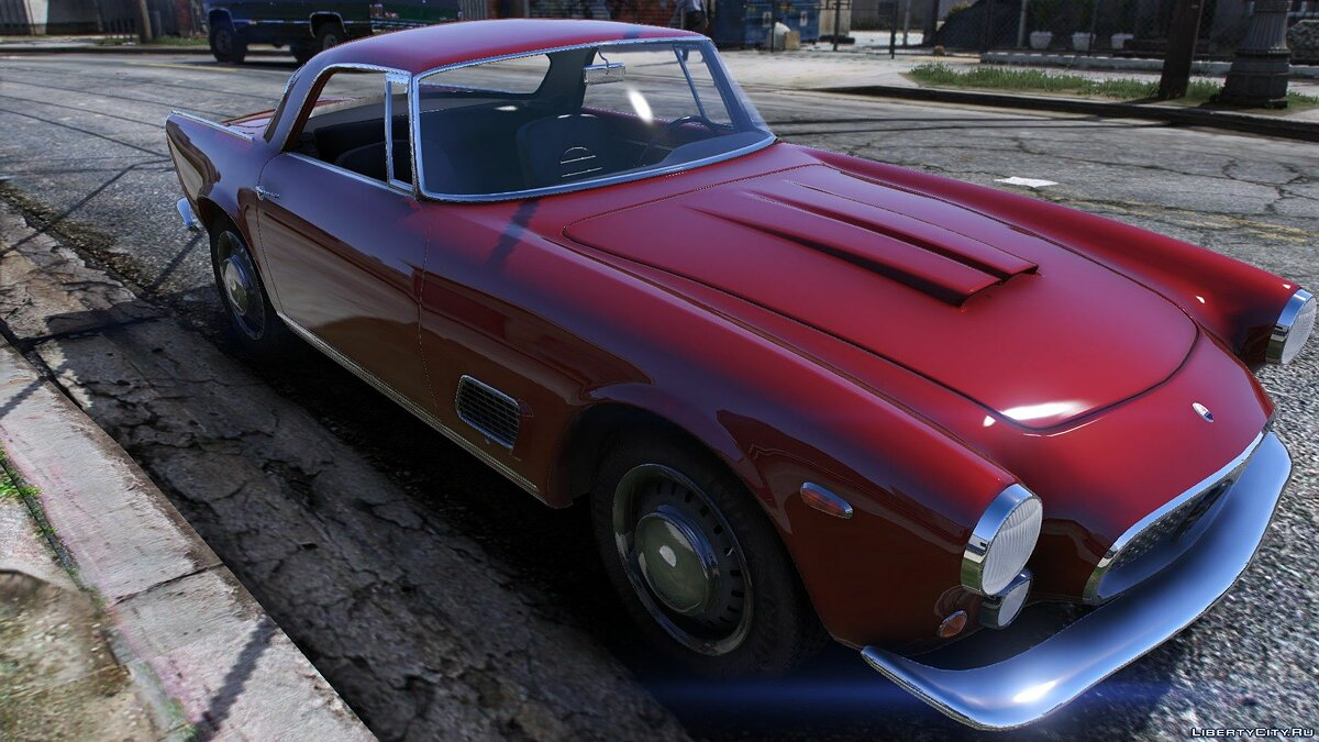 Maserati car 1961 Maserati 3500 GT 1.0 for GTA 5