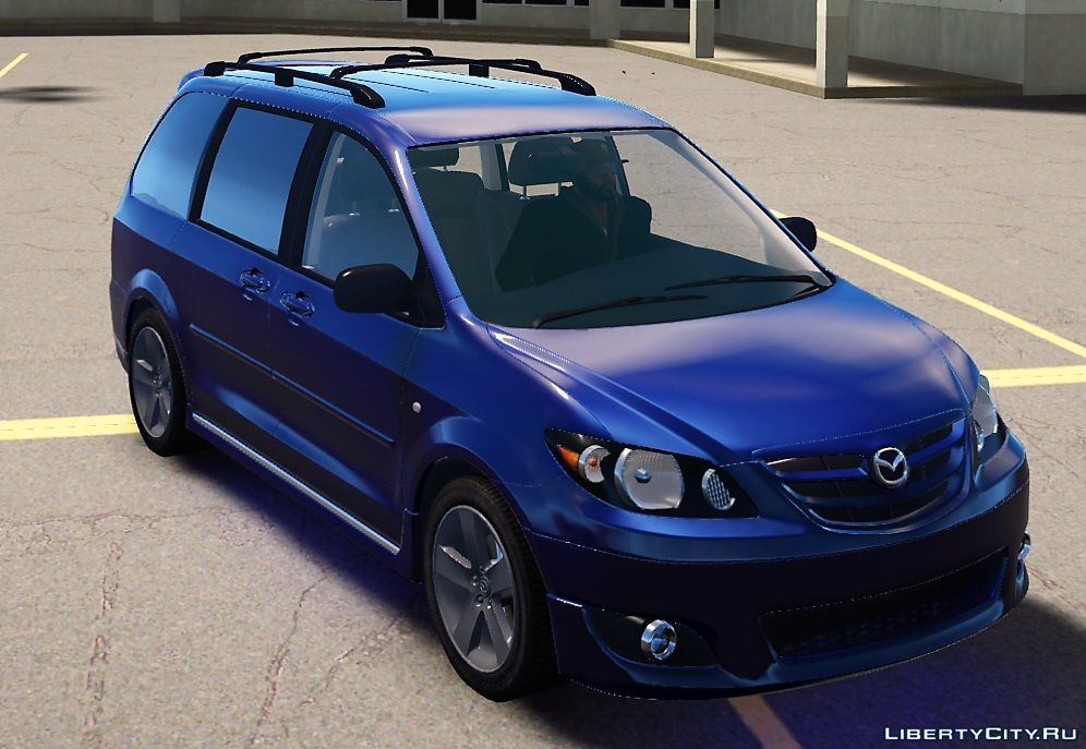 2004 mazda mpv es 1 0 for gta 5. Black Bedroom Furniture Sets. Home Design Ideas