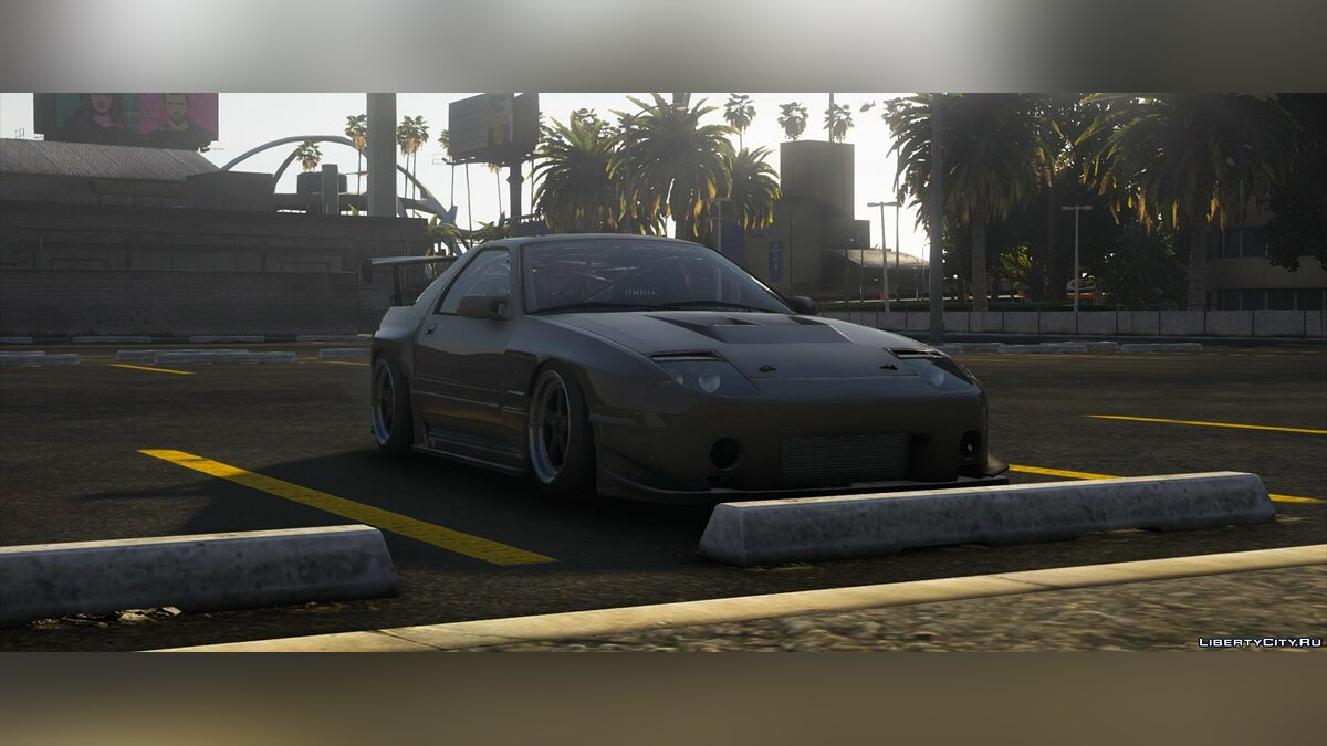 Mazda RX-7 FC3S [Add-On | Tuning | Template] 1.2 for GTA 5 - screenshot #2