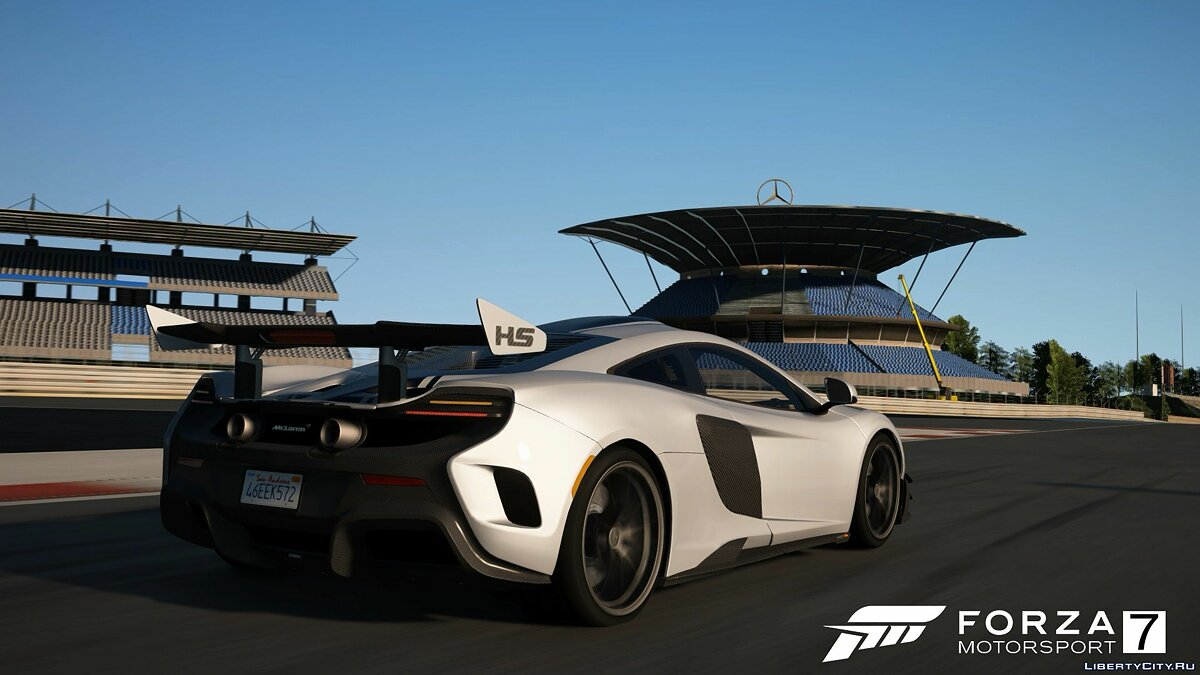 McLaren car 2017 McLaren MSO HS (688HS) [Add-On | Template] for GTA 5