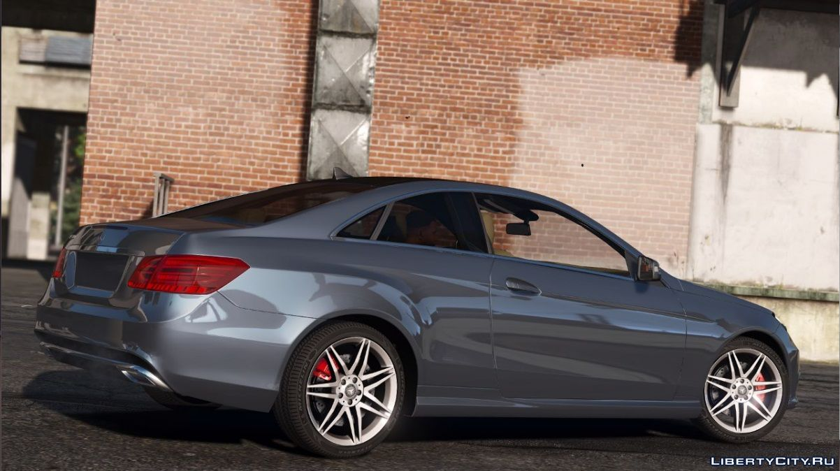 Mercedes Benz E500 Coupe Replace 1 0 For Gta 5