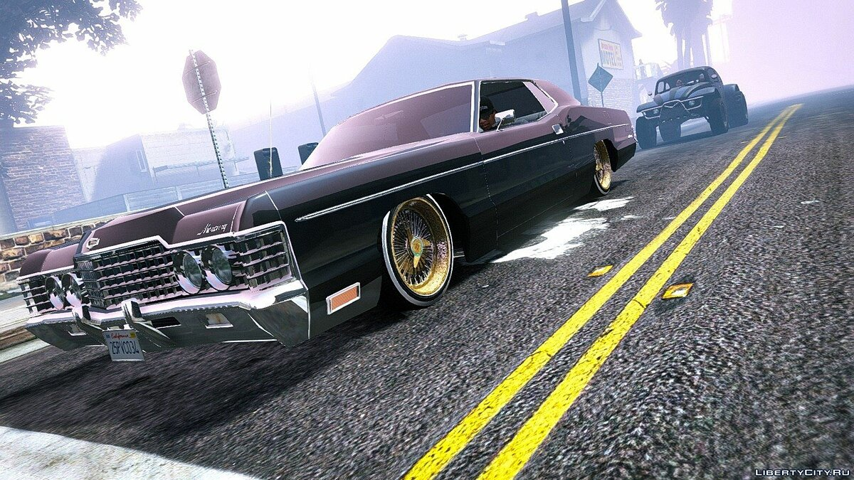 Mercury car Mercury Monterey 1972 1.0 for GTA 5