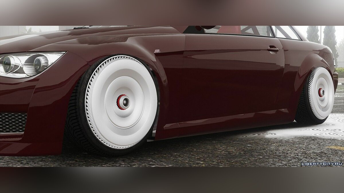 Mod Collection of wheels BBTWNTY Lore Friendly for GTA 5
