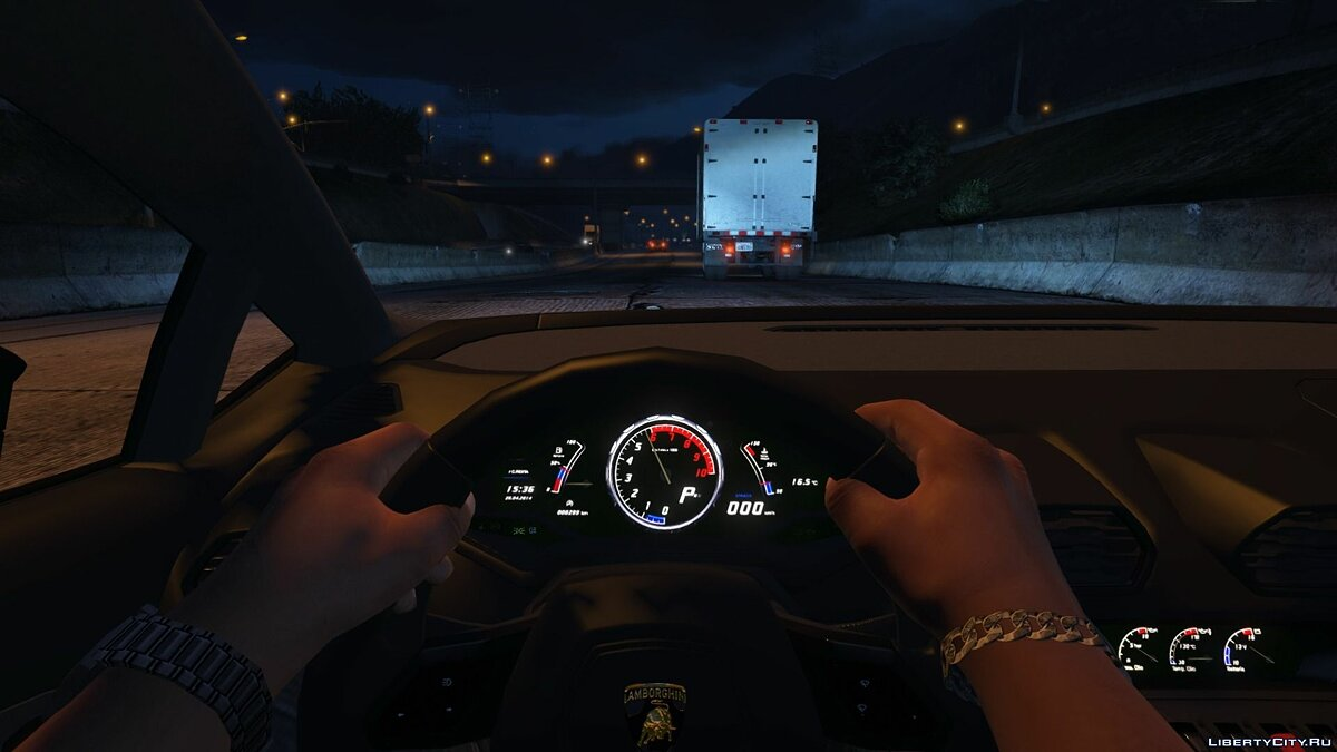 Mod Remove annoying graphic effects for GTA 5