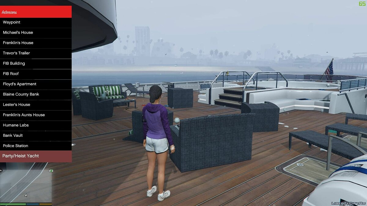 Interior Teleports for GTA 5