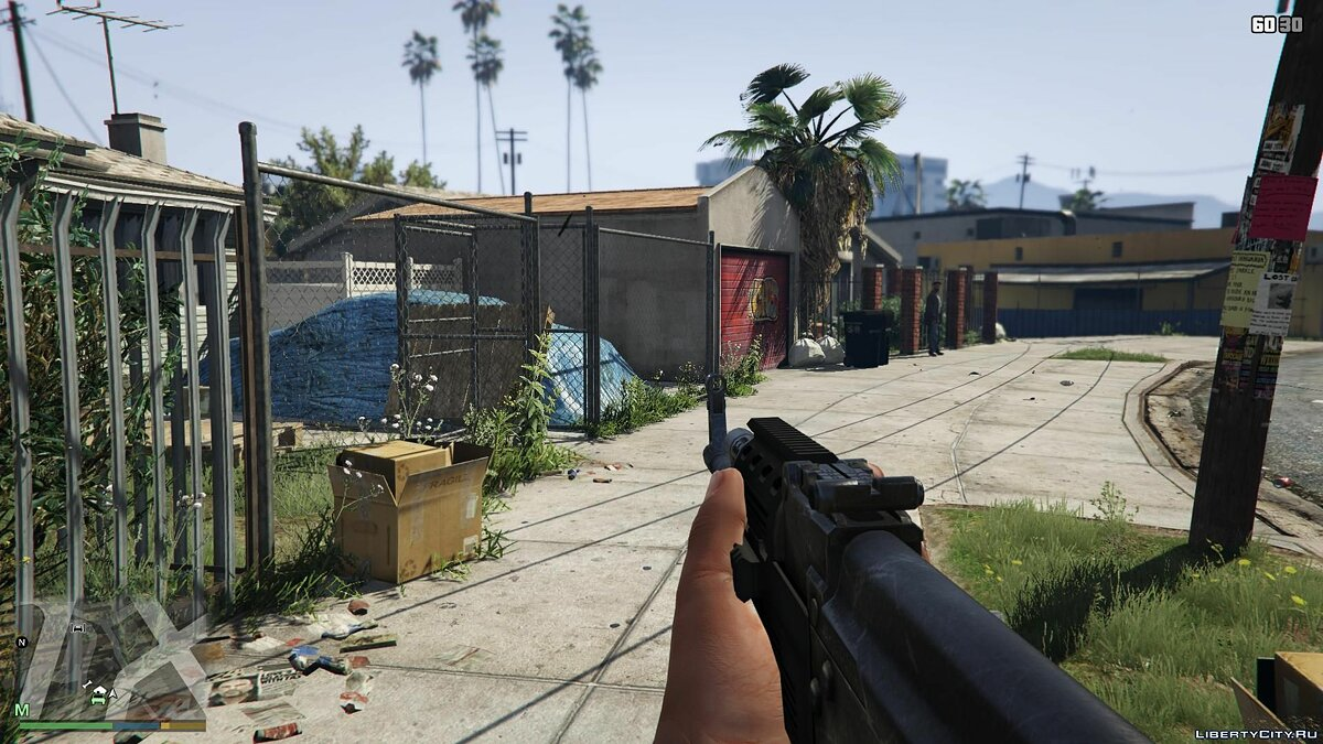 First-Person Field of View Mod v 1.1 for GTA 5