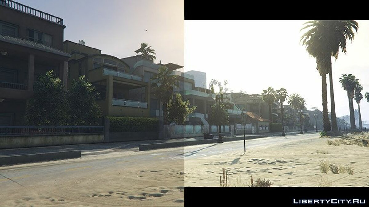 Project Cinema Sweet FX v2.0 for GTA 5 - screenshot #3