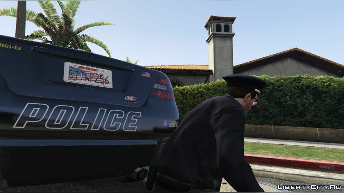 Mod Enhanced Plates for GTA 5