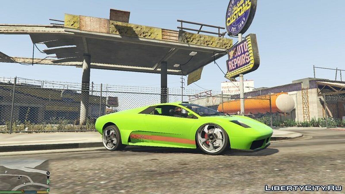 Blinking Vehicle Colors for GTA 5