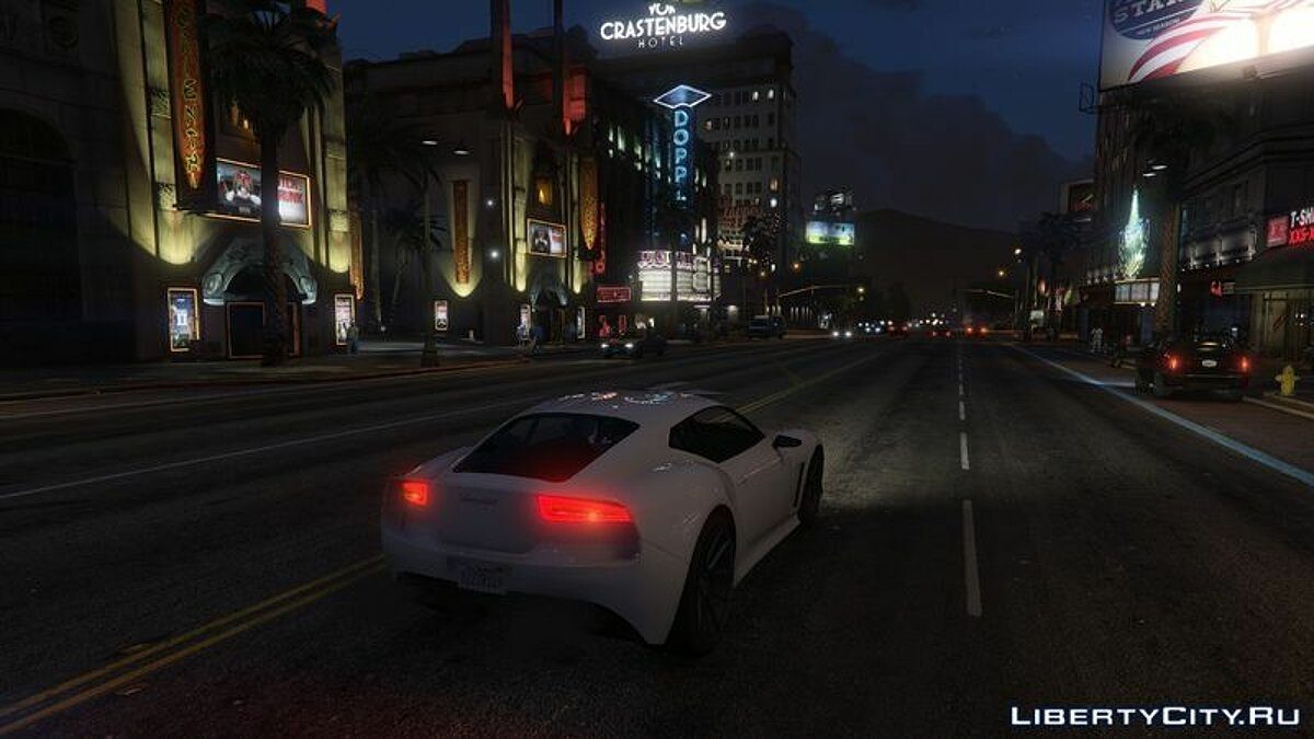 Clear HD v2.0 - ReShade Master Effect for GTA 5 - screenshot #2