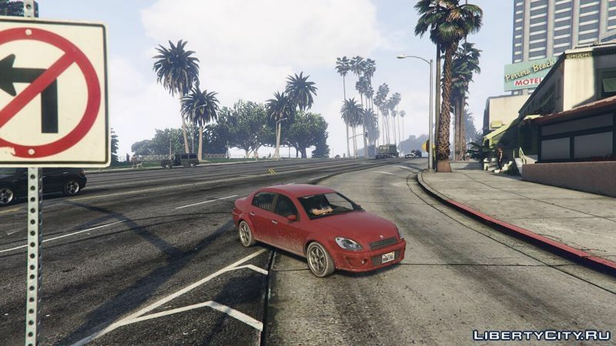 Clear HD v2.0 - ReShade Master Effect for GTA 5 - screenshot #3