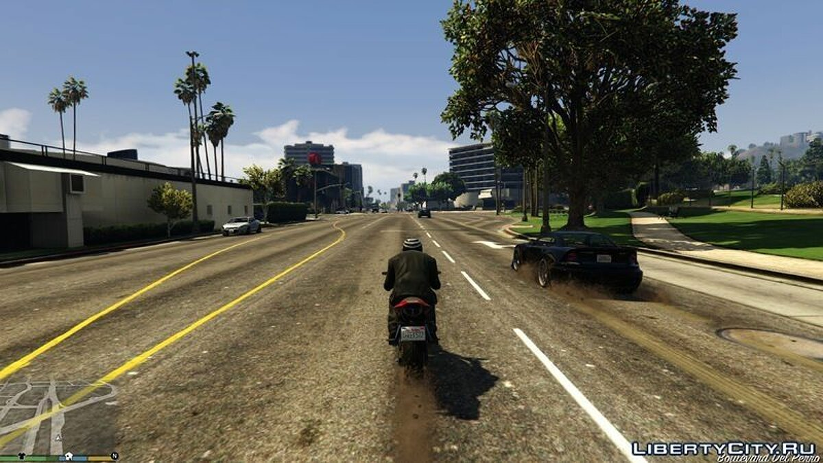 Dirt Roads Mod for GTA 5