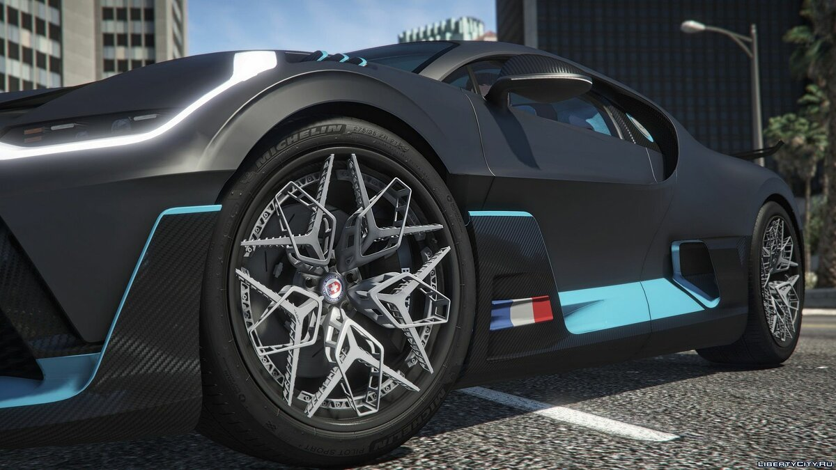Mod HRE3D + Wheel for GTA 5