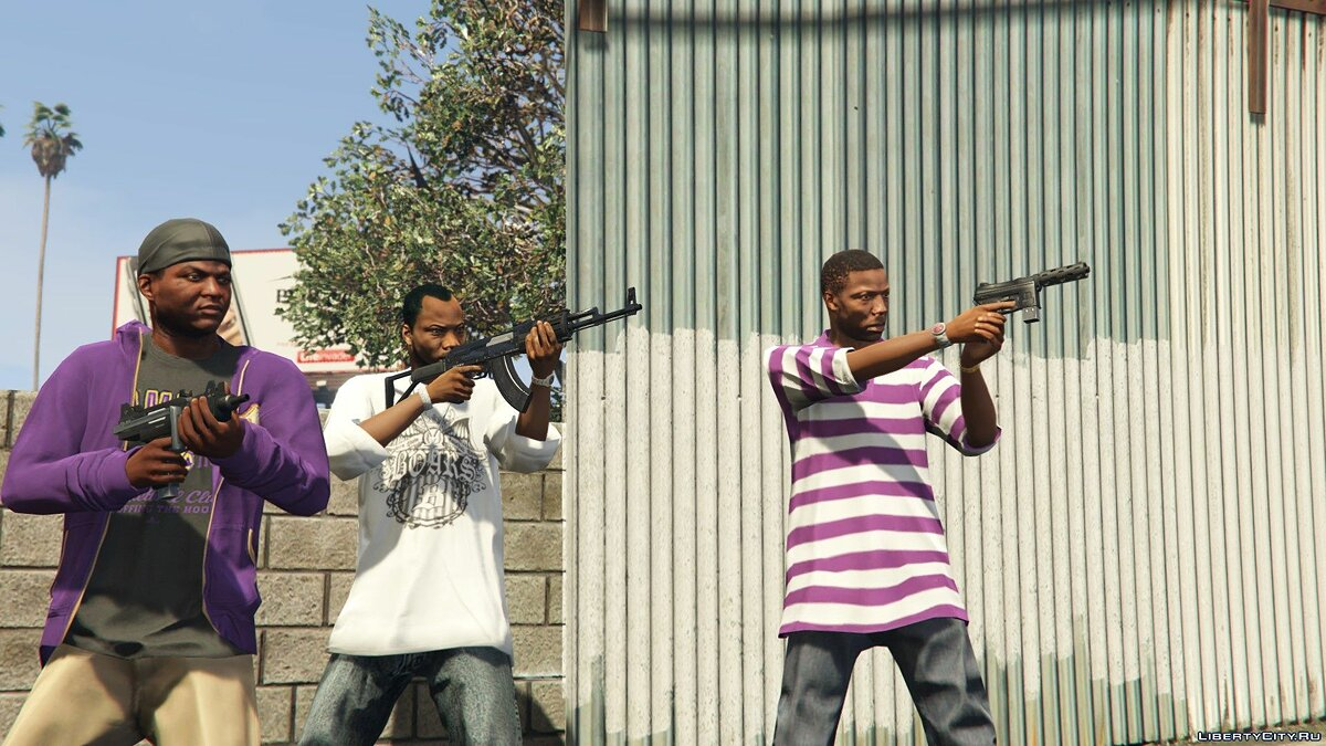 Mod Improved Loadouts 1.5 for GTA 5