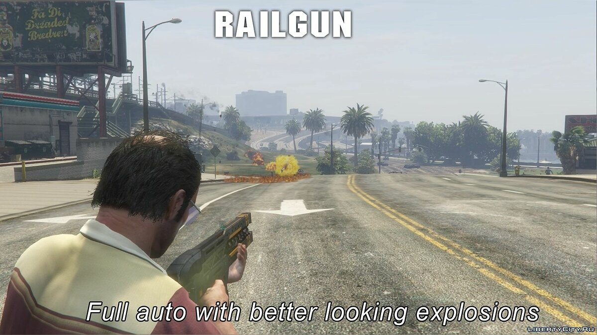 Shaunr's Weapon Mods for GTA 5 - screenshot #5