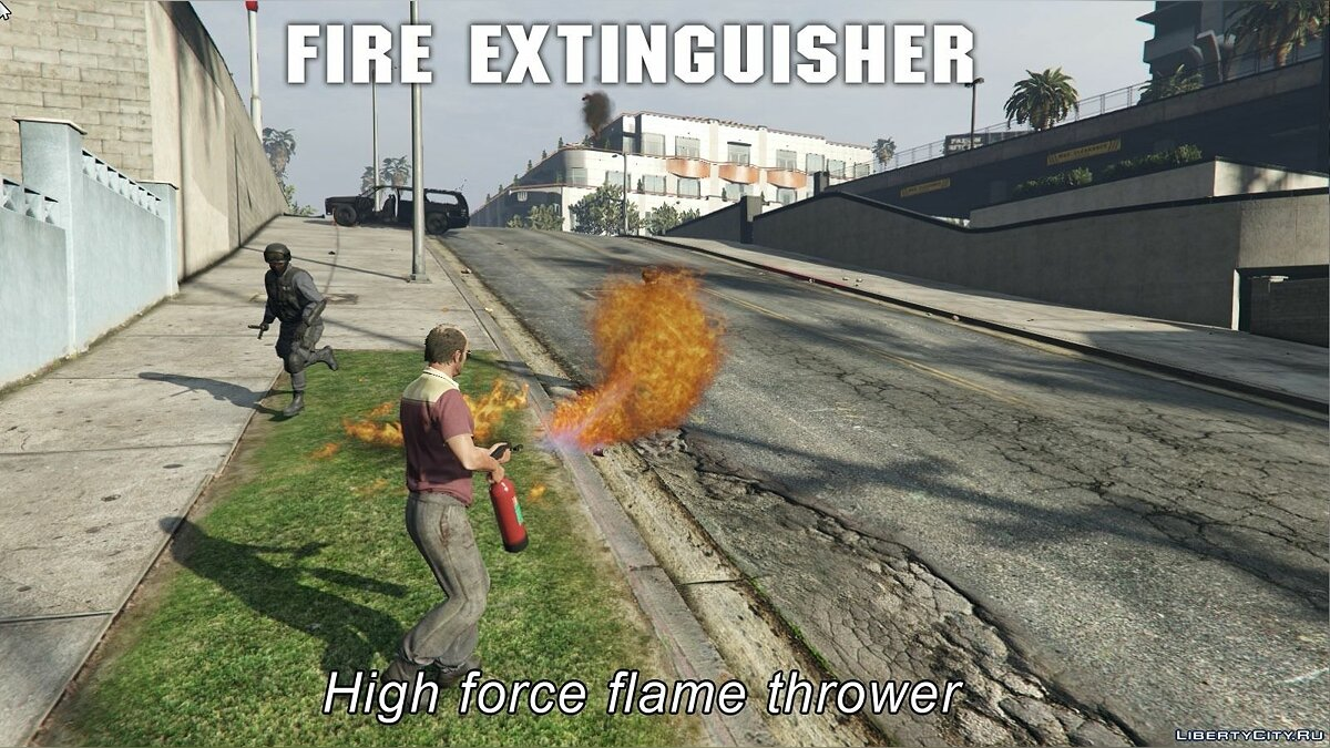 Shaunr's Weapon Mods for GTA 5 - screenshot #8