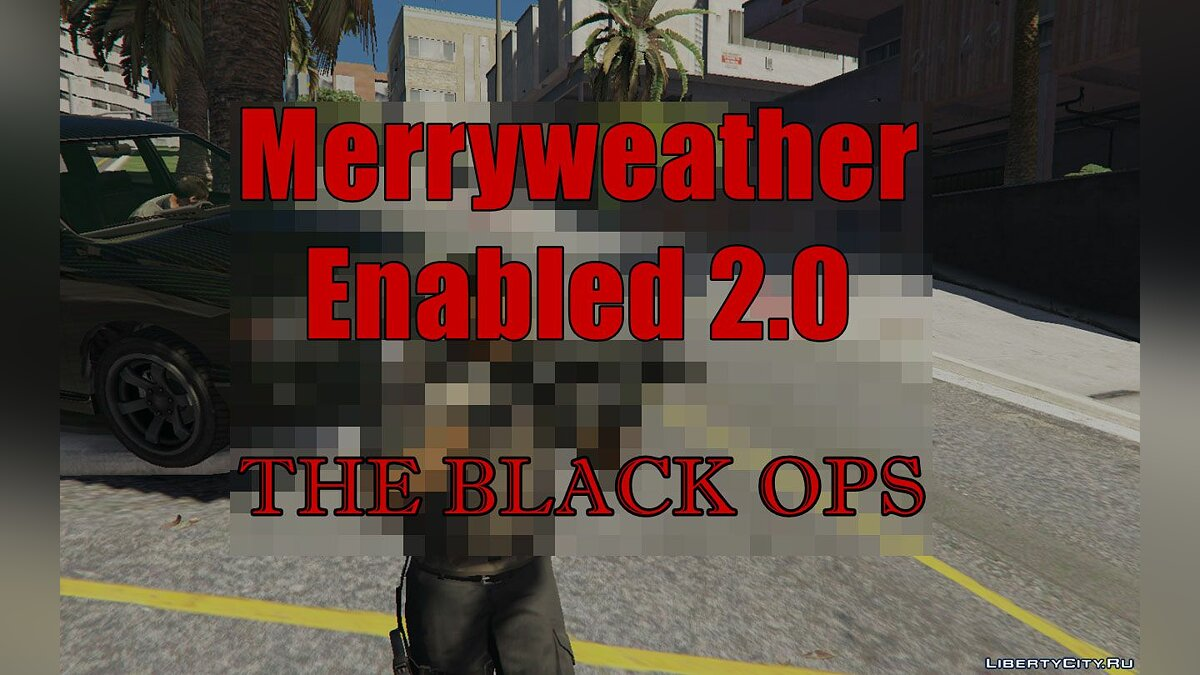 Mod Merryweather Enabled 2.0 for GTA 5